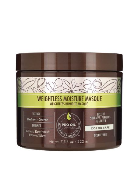 Macadamia Professional Weightless Moisture Masque