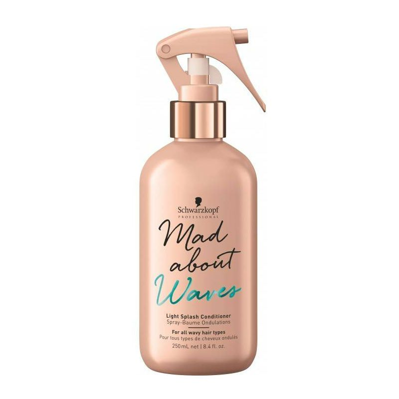 Schwarzkopf Mad About Waves Light Spray Conditioner