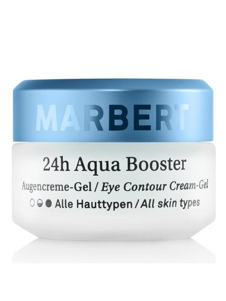 Marbert Moisturizing Care 24h Aqua Booster Eye Contour Gel Cream
