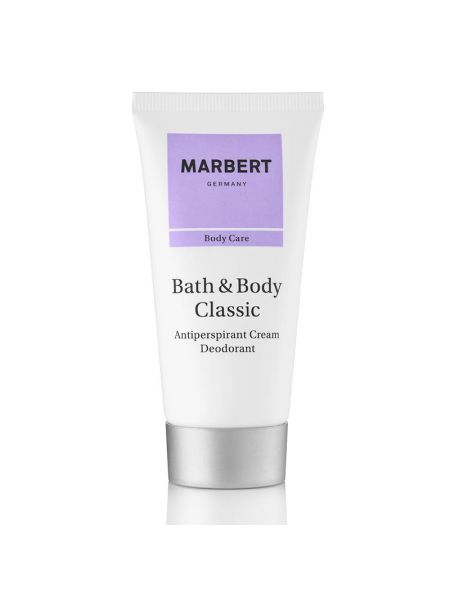 Marbert Bath en Body Classic Anti-Perspirant Cream Deodorant