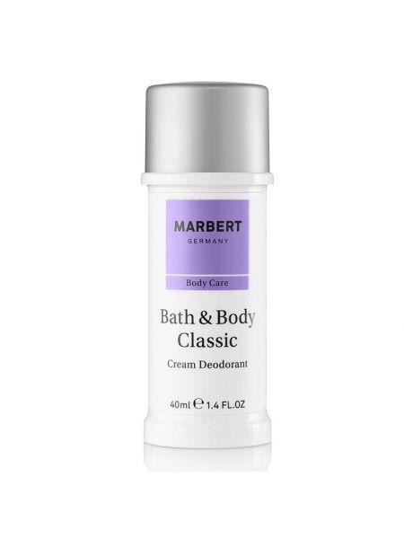 Marbert Bath en Body Classic Cream Deodorant