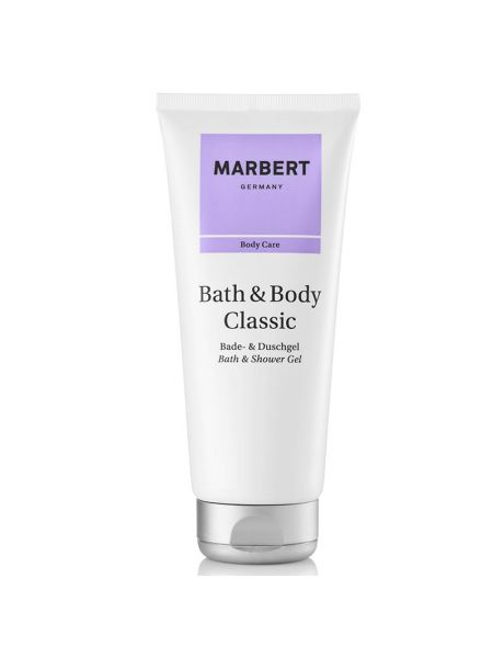 Marbert Bath en Body Classic Bath en Shower Gel