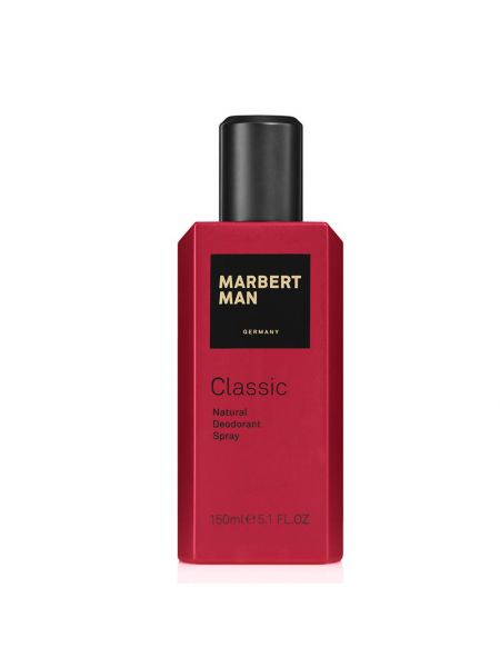 Marbert Man Classic Natural Deodorant Spray
