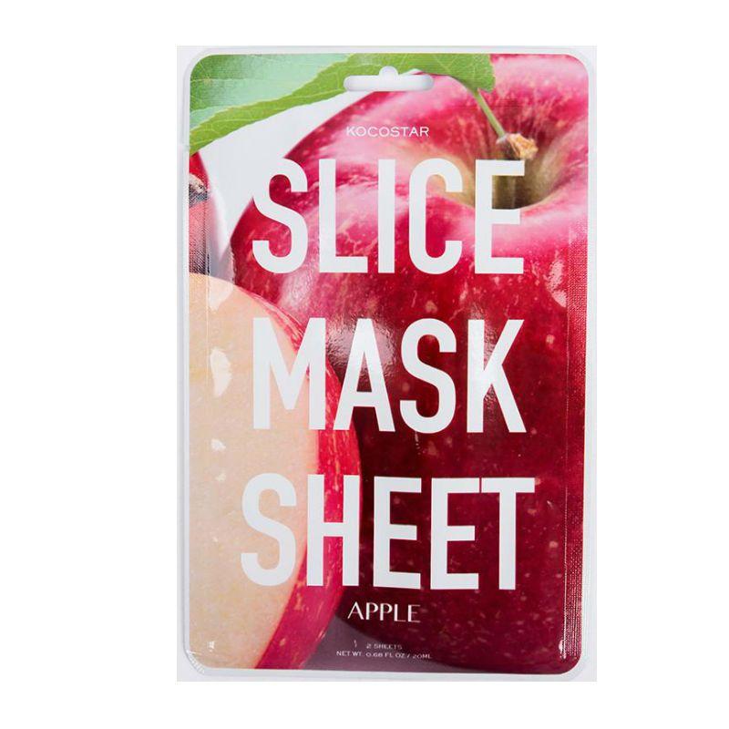 Kocostar Slice Mask Sheet Apple Gezichtsmasker