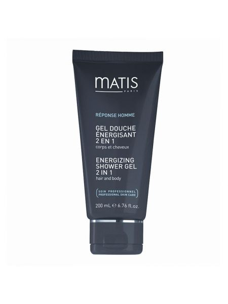 Matis Reponse Homme Energizing Shower Gel 2 in 1