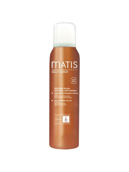 Matis Reponse Soleil Sun Protection Dry Oil SPF6