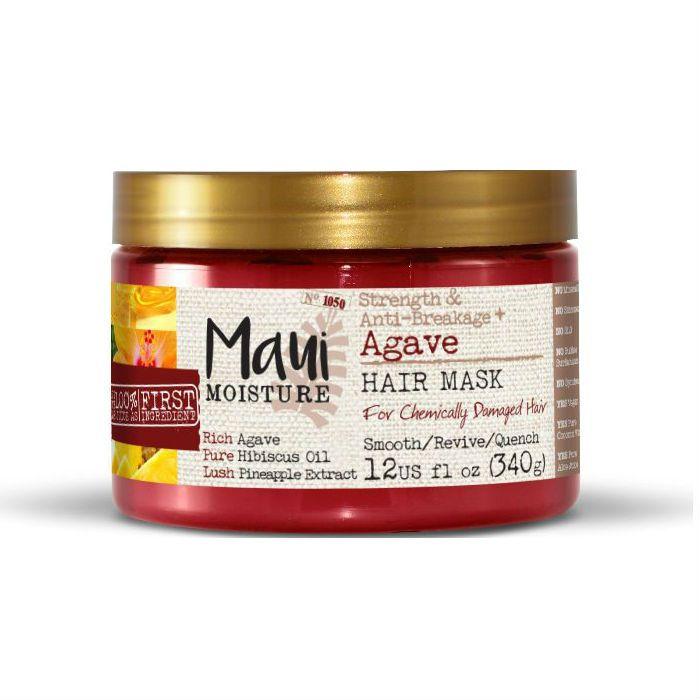 Maui Moisture Strength & Anti-breakage Agave Haarmasker 340 g
