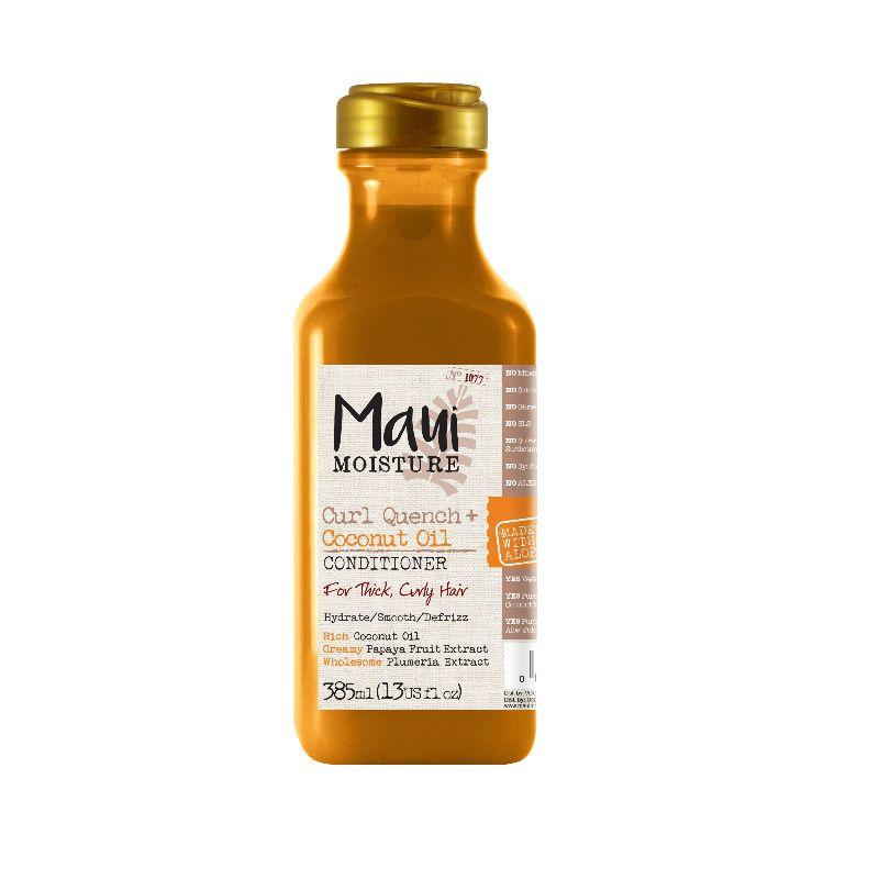 Maui Moisture Curl Quench Coconut Oil Conditioner 385 ml