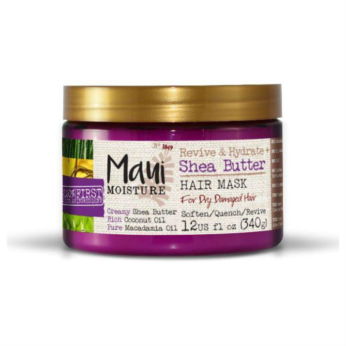 Maui Moisture Heal & Hydrate Shea Butter Haarmasker 340 g