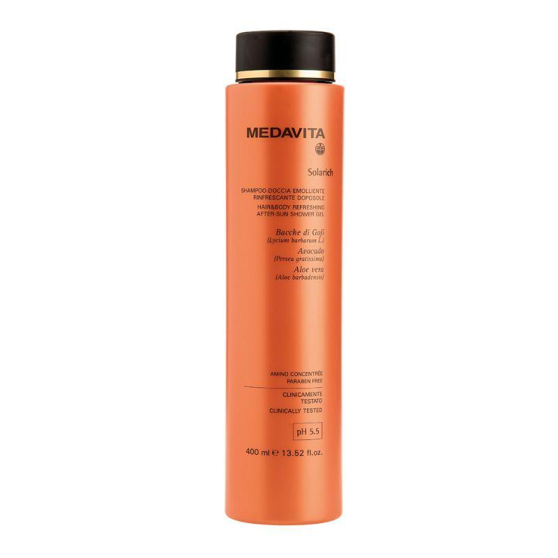 Medavita Solarich Shower Shampoo 400 ml