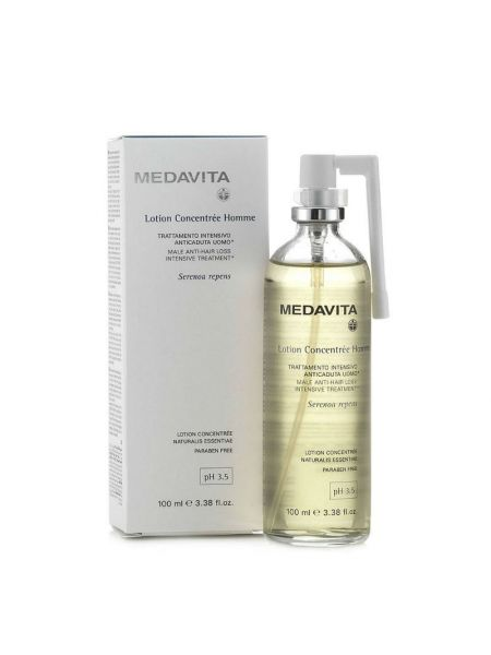 Medavita Lotion Concentrée Homme Male Anti-Hair Loss Lotion Spray