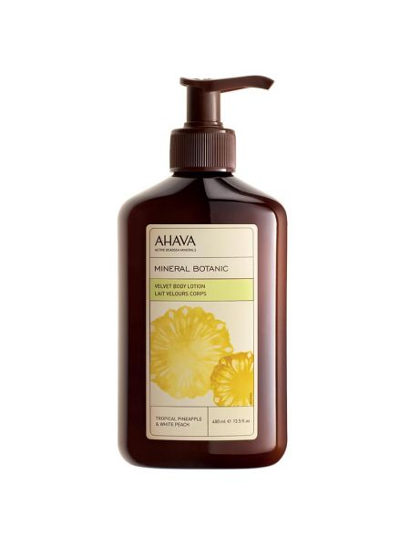 Ahava Mineral Botanic Body Lotion Pineapple