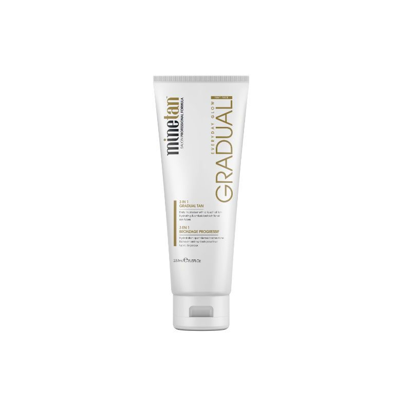 MineTan 3 In 1 Gradual Tan Lotion
