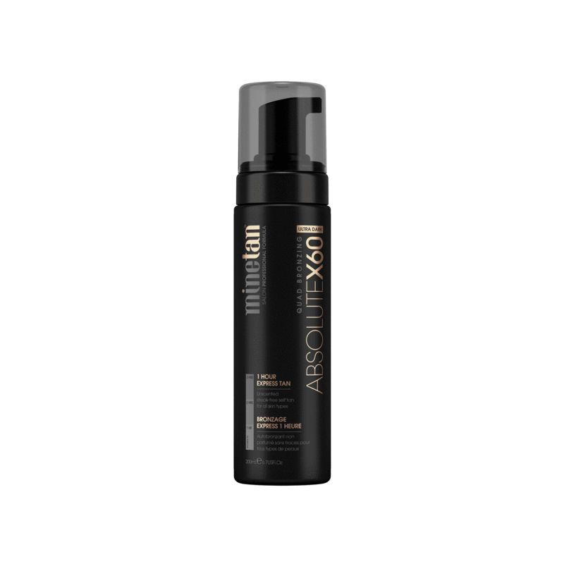 MineTan Absolute X60 Self Tan Foam