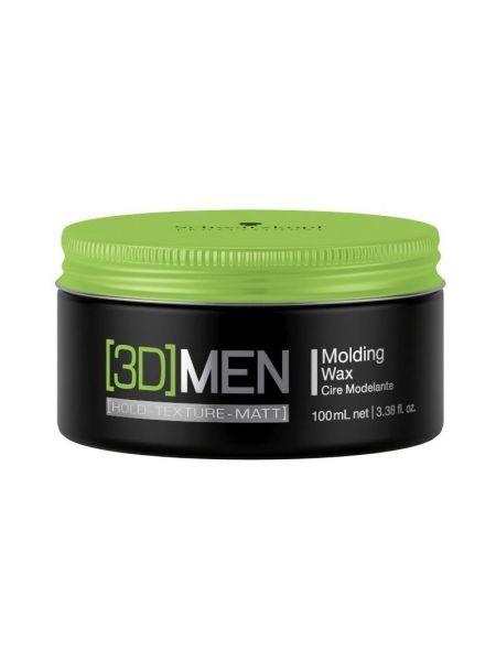 Schwarzkopf 3D Mension Styling Molding Wax