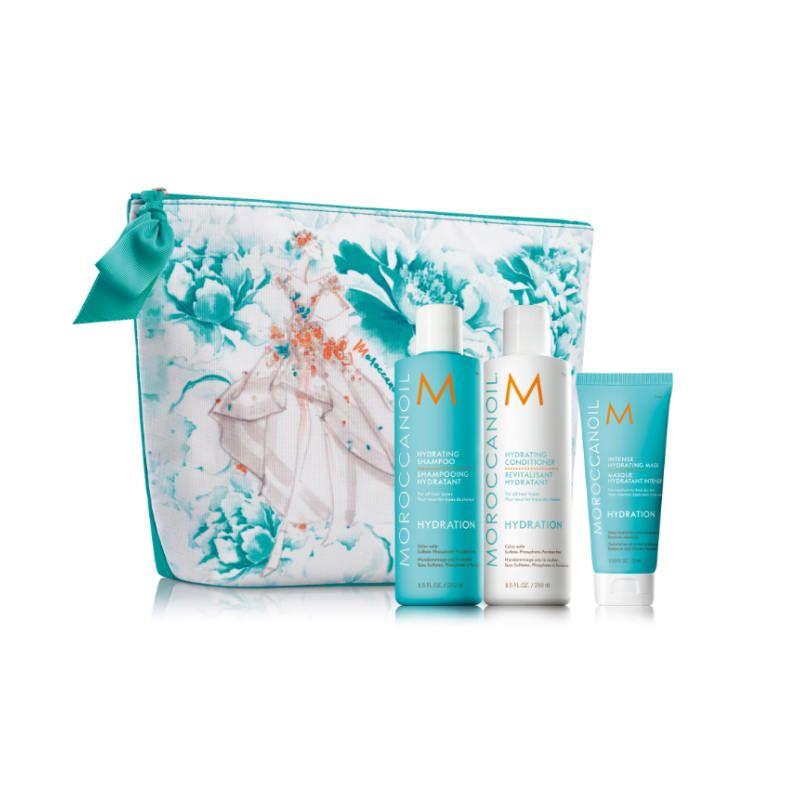 Moroccanoil Spring Bag Hydration met GRATIS Hydrating Mask