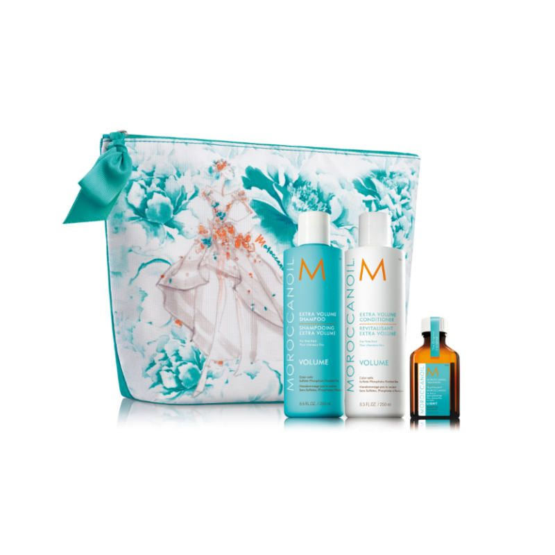 Moroccanoil Spring Bag Volume met GRATIS Treatment