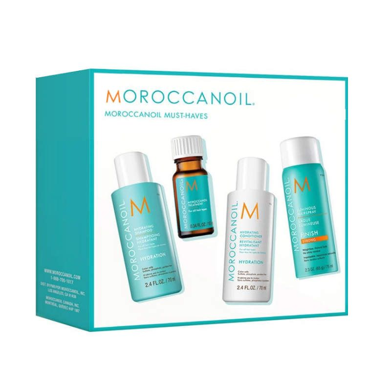 Moroccanoil Musthaves Travel Kit