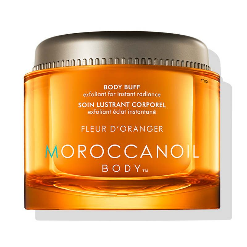 Moroccanoil Body Buff Fleur D'Oranger