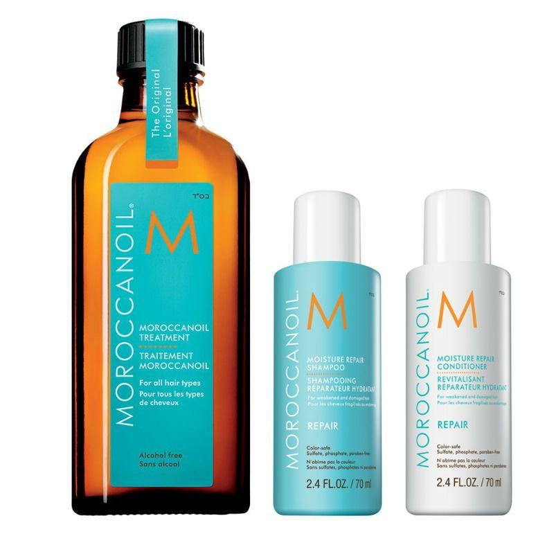 Moroccanoil Repair Trio Kit