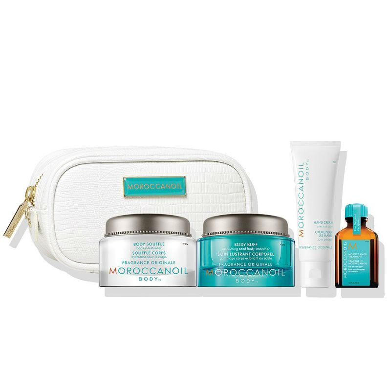 Moroccanoil Travel Luxury Set