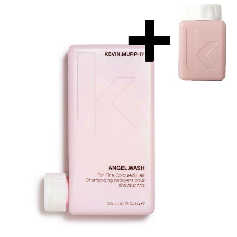 Kevin Murphy Angel Wash Shampoo + GRATIS Angel Rinse Conditioner 40ml