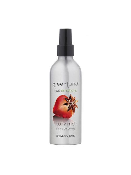 Greenland Fruit Emotions Body Mist Strawberry-Anise