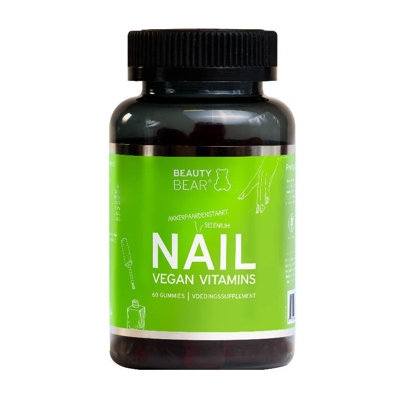 Beauty Bear Nail Vitamines