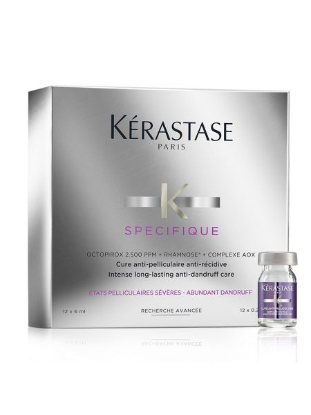 Kérastase Specifique Cure Antipelliculaire 12 x 6 ml Anti-Roos Treatment