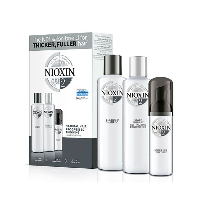 Nioxin Trial Kit Systeem 2
