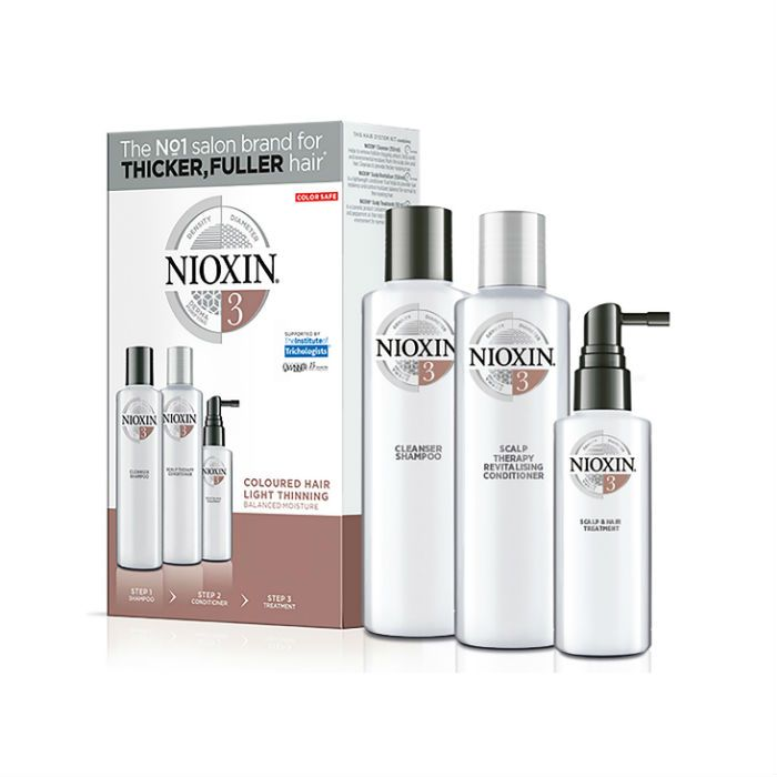 Nioxin Trial Kit Systeem 3