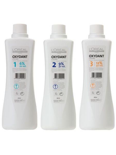 L'Oréal Oxydant Crème 6% - 9% - 12%