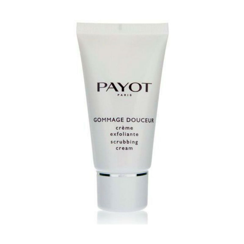 payot gommage douceur scrubbing cream