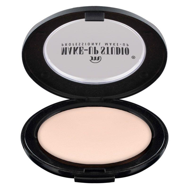 Make-up Studio Powder Compact Transparant Shimmering