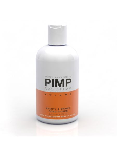 PIMP Amsterdam Beauty & Brains Volume Conditioner