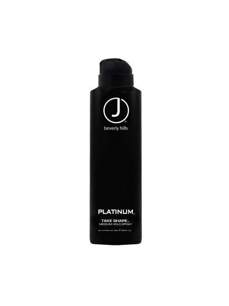J Beverly Hills Platinum Take Shape Hairspray