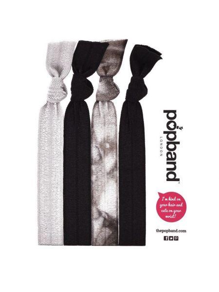 Popband London Multipack Hippy Chick Haarelastieken