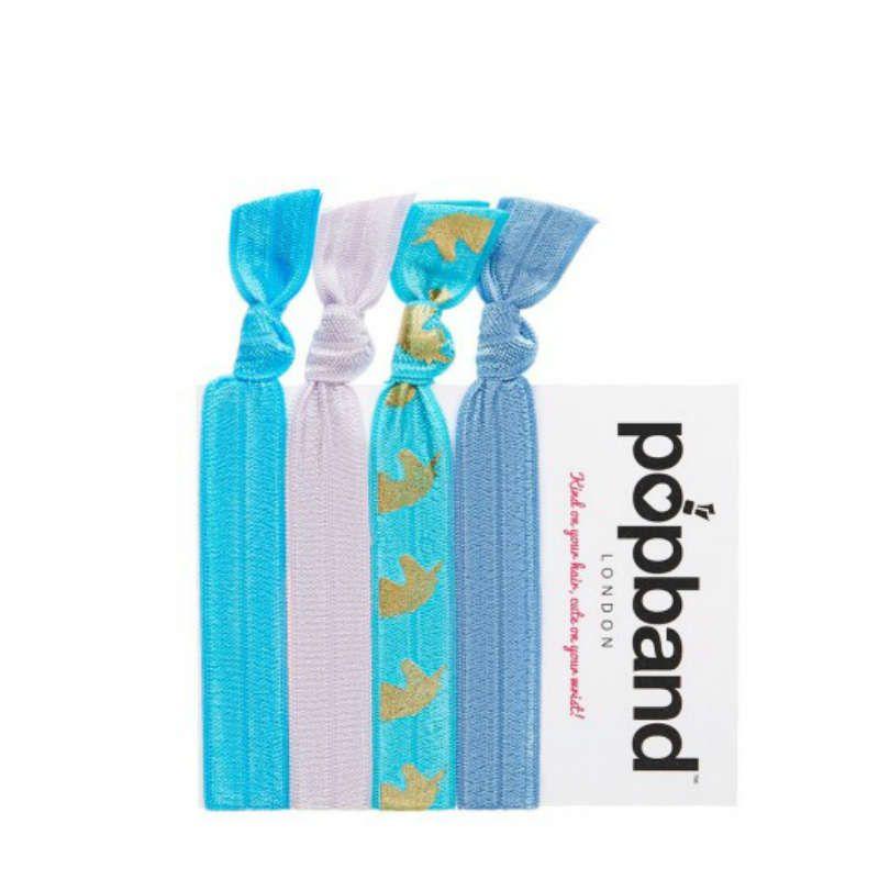 Popband London Multipack Magic Haarelastieken