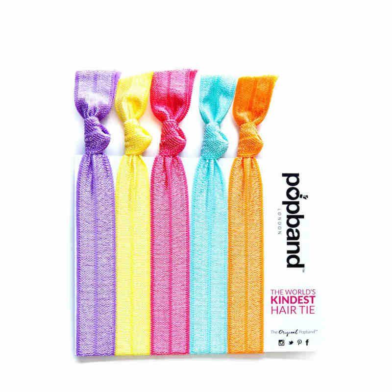 Popband London Multipack Pop Haarelastieken