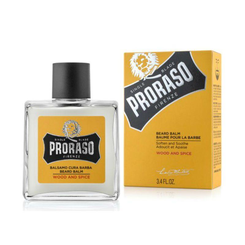 Proraso Beard Balm Wood and Spice - 100ml