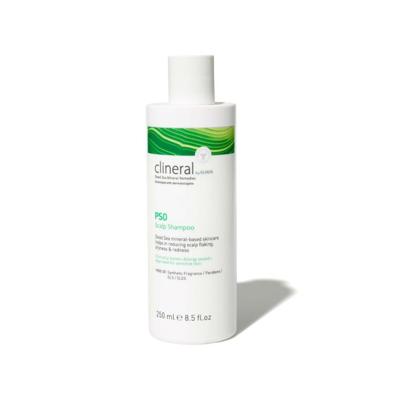 Clineral By Ahava PSO Scalp Shampoo