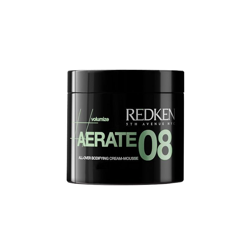 Redken Volumize Styling Aerate Crème Mousse 08