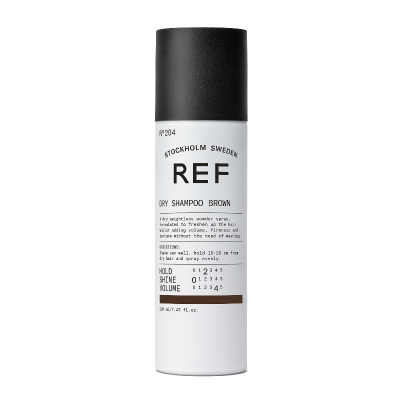 REF Brown Droogshampoo 204