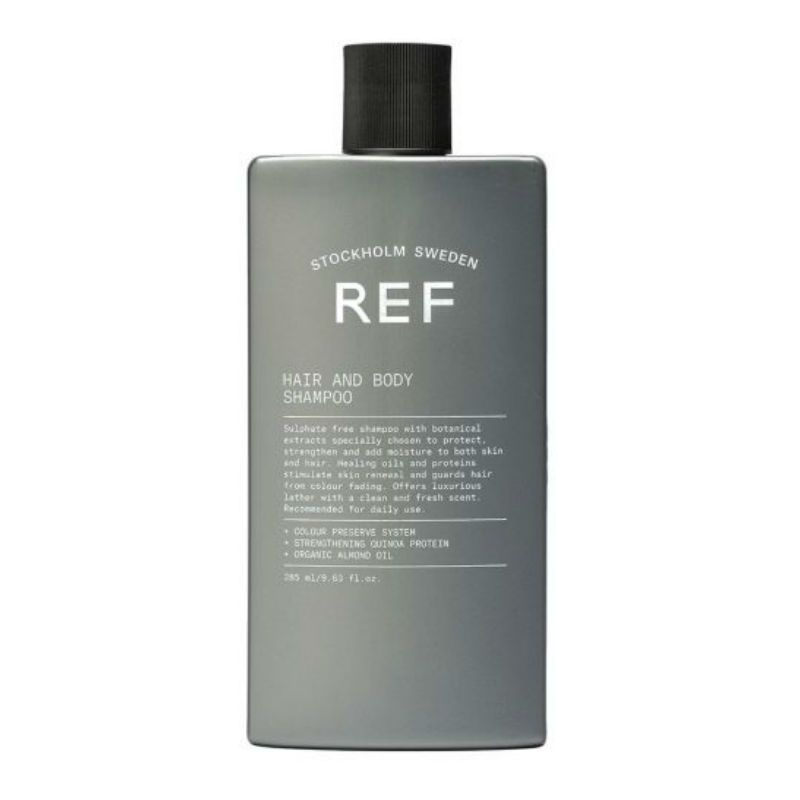 REF Hair & Body Wash For Men 423 285 ml
