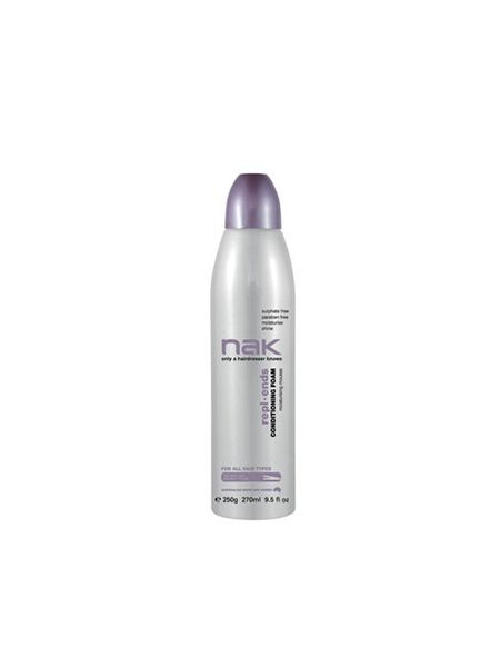 Nak Treatments Replends Conditioning Foam
