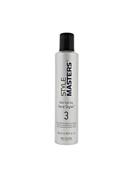 Revlon Masters Pure Styler 3 Hairspray | JohnBeerens.com