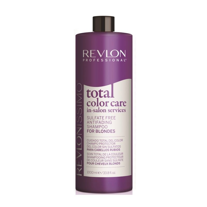 Revlon Total Color Care Shampoo For Blondes