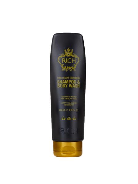 Rich Pure Luxury Energising Shampoo & Body Wash