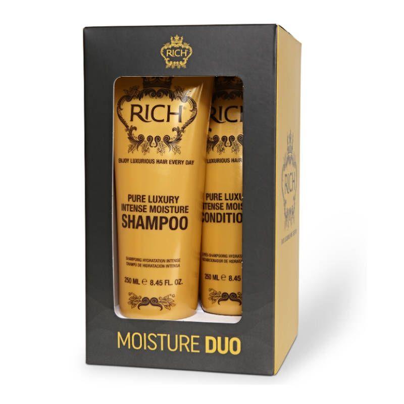 Rich Moisture Shampoo & Conditioner