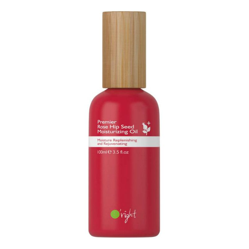 O'Right Premier Rose Hip Seed Moisturizing Oil